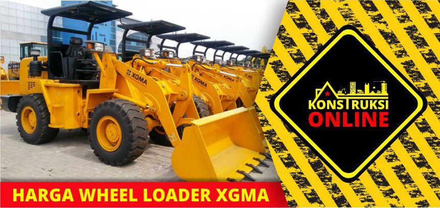 harga wheel loader xgma